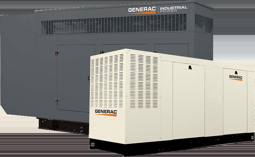 米国「GENERAC」社の非常用発電機
